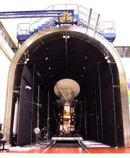 NASA's sea salt sensor to get cooked, chilled