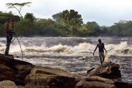 According to the organisers of the expedition, the DR Congo has no recent data on its biodiversity