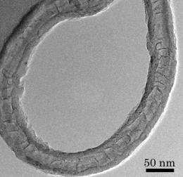 A Stellar, Metal-Free Way to Make Carbon Nanotubes