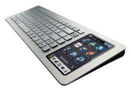 ASUS Launches the EeeKeyboard PC