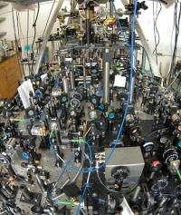 Atom interferometer provides most precise test yet of Einstein's gravitational redshift