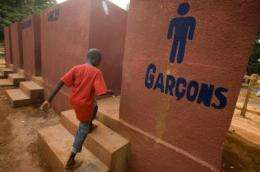 Greater access to cell phones than toilets in India: UN