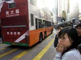 Hong Kong air pollution blamed on political system (AP)