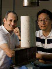 Nanomaterials poised for big impact in construction