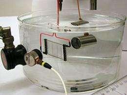 Nanotech Speakers Hold Promise for Sonar Uses