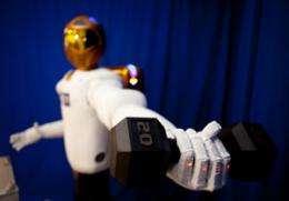 NASA, GM Create Cutting Edge Robotic Technology