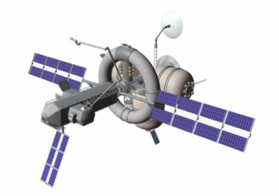 NASA's Nautilus-X: Reusable Deep Manned Space Craft