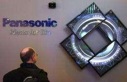 Panasonic developing handheld games console: report