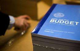 President Barack Obama proposed reining in expenses at NASA on his 2012 budget blueprint