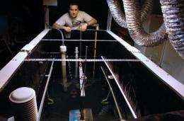 Researcher devises new solar pond distillation system