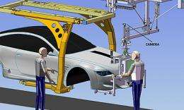 Spacecraft dockings improve car assembly