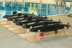 Synchronized Swimming for Submarines