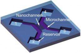 Tiny channels carry big information