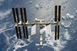 International Space Station A