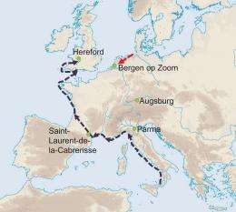 Cause of the big plague epidemic of Middle Ages identified