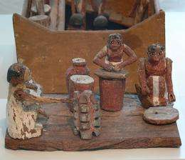 Ancient Brew Masters Tapped Drug Secrets