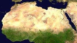 How earth's orbital shift shaped the Sahara