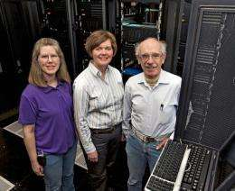 Iowa State, Ames Lab researchers preparing for Blue Waters supercomputer