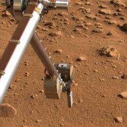 Mars Contamination Dust-Up
