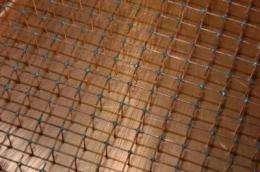 Metamaterials approach makes better satellite antennas