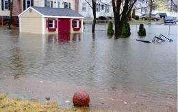 Northeastern U.S. Flooding 'GOES' to the Movies Via Satellite