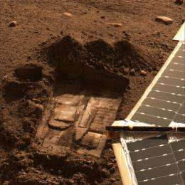 Searching for life on mars