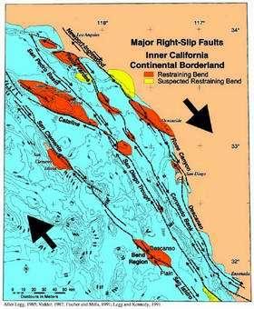 Strong Quake Could Trigger A Tsunami in Southern California