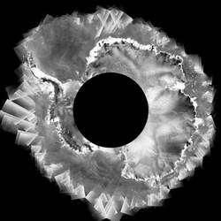 Envisat Global Monitoring Mode mosaic of Antarctica
