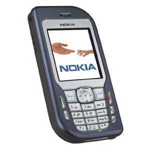 Nokia 6670 smartphone