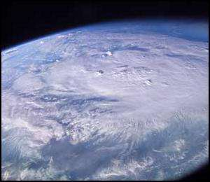 Space Station Storm