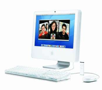 Apple Introduces the New iMac G5