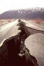 The work of an earthquake. Can we prevent it?