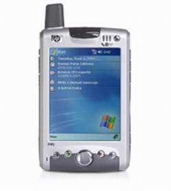 Cingular and HP Launch HP iPAQ Pocket PC