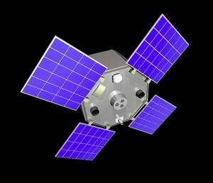 NASA's AcrimSat Solar Spacecraft Completes Five-Year Mission