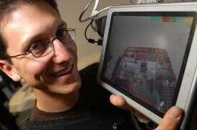 Visual instruction manual on your mobile - Researchers bring sight to computers