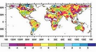 Drought's Growing Reach: Study Points to Global Warming as Key Factor