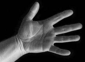 Finger length predicts physically aggressive personalities, study shows