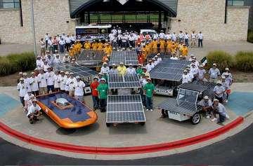 Ladies and Gentlemen, Start Your Solar Cars!
