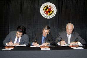 Joint Quantum Institute Created by University of Maryland, NIST and NSA