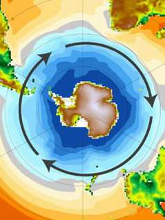 Southern Ocean Could Slow Global Warming