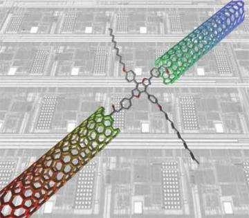 Towards Molecular Electronics: New Way of Making Molecular Transistors