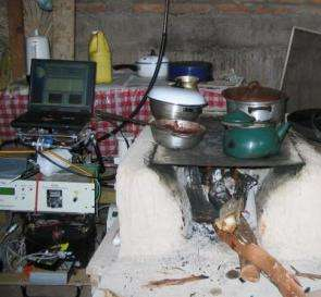 Wood Stove Pollution Detector