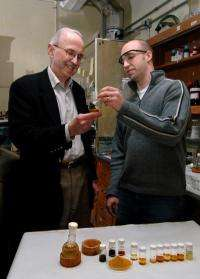 An old discovery could boost ethanol production from plant fiber