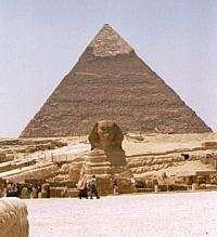 Egypt pyramide