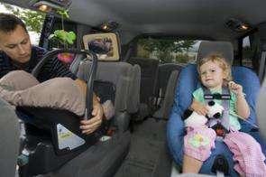 Scientist Seeks to Improve Car Seat Safety for Children