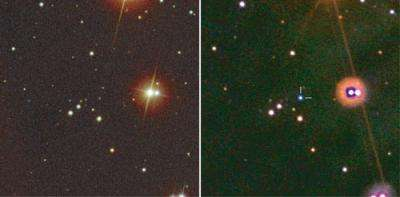 New Kind of Cosmic Explosion Detected