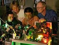 Experiments help explain mysterious 'floppy' space molecule