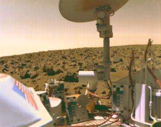 NASA's Marks 30th Anniversary of Mars Viking Mission