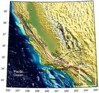 San Andreas Fault Set for the 'Big One' (Update)