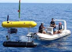 Deep-sea robot photographs ancient Greek shipwreck